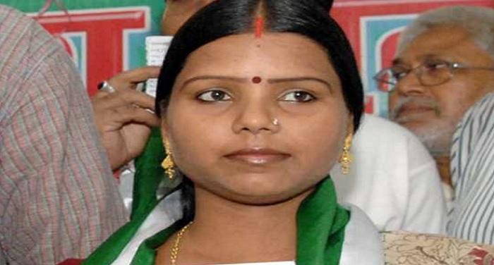 जदयू विधायक बीमा भारती के खिलाफ हत्या के मामले में गैर जमानती वारंट जारी