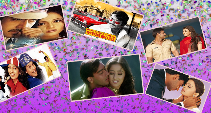 fichar ajay devgan 1 तस्वीरों में देखें किन फिल्मों ने दी अजय को बाॅलीवुड में पहचान...