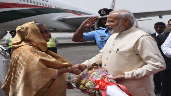 शेख हसीना के भारत दौरे का दूसरा दिन, भारत के रिश्ते होंगे प्रगाढ़