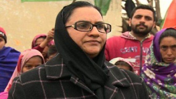 मंत्री रजिया के डीजीपी पति के खिलाफ पद का दुरुपयोग करने का आरोप
