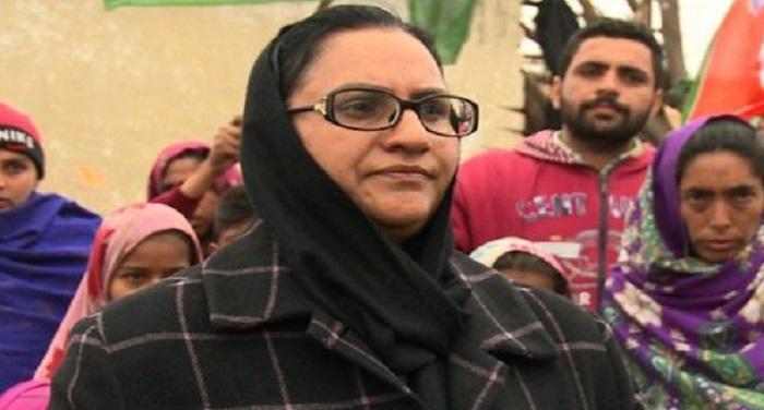 punja मंत्री रजिया के डीजीपी पति के खिलाफ पद का दुरुपयोग करने का आरोप