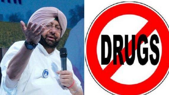 नशे के खिलाफ जारी हेल्पलाइन 181 के जरिए अब तक हुई 500 गिरफ्तारी