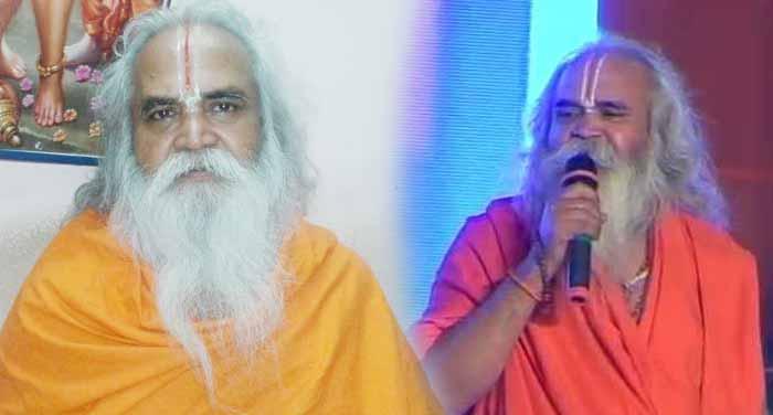 ram vilas vedanti 1 मेरे कहने पर तोड़ा गया विवादित ढांचा, फांसी का डर नहीं : राम विलास वेदांती
