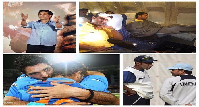 क्रिकेटर्स ने कुछ इस अंदाज में सचिन को कहा H'Bday