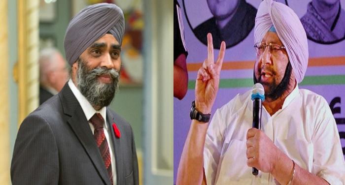 sajjan पंजाब सीएम की खालिस्तानी टिप्पणी निराशाजनक : कनाडा सरकार