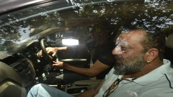 संजय दत्त के खिलाफ जारी हुआ गैर-जमानती वारंट हुआ रद्द