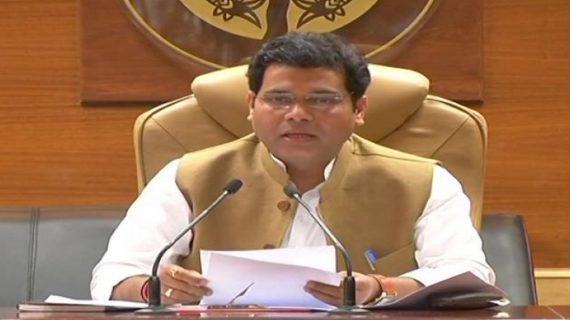 श्रीकांत का दावा, 100 दिन बाद रिपोर्ट कार्ड पेश करेगी योगी सरकार