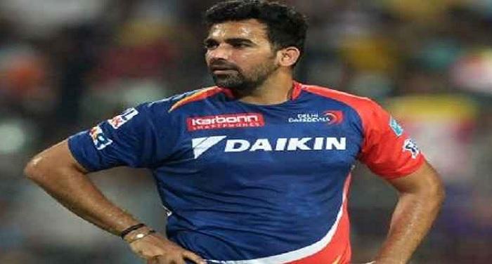 जहीर खान ने बल्लेबाजों को ठहराया हार का जिम्मेदार