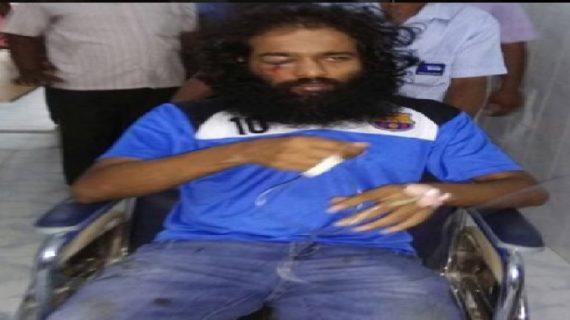 बीफ पार्टी को लेकर पीएचडी के छात्र की पिटाई, BJP-RSS के ABVP के छात्र पर आरोप