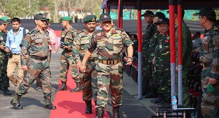 bipin rawat पाक बर्बरता के बाद सेना चीफ बिपन पहुंचे कश्मीर, जवानों को देंगे श्रंद्धाजलि