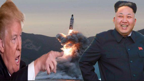 अमेरिका के दबाव के बाद भी नहीं माना कोरिया, फिर किया मिसाइल परीक्षण