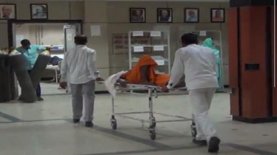 गर्मी का सितम जारी, अस्पताल में बढ़ी मरीजों की संख्या