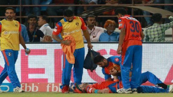 IPL-10: गुजरात को ब्रावो के बाद एंड्रयू टाई ने भी कहा अलविदा