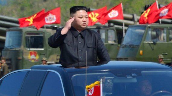 उत्तर कोरिया ने एक बार फिर बैलिस्टिक मिसाइल का परीक्षण किया