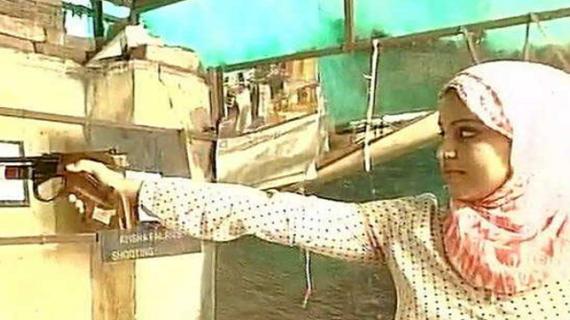 नेशनल शूटर ने किडनैपर्स को मारी गोली, अपने देवर को छुड़ाया