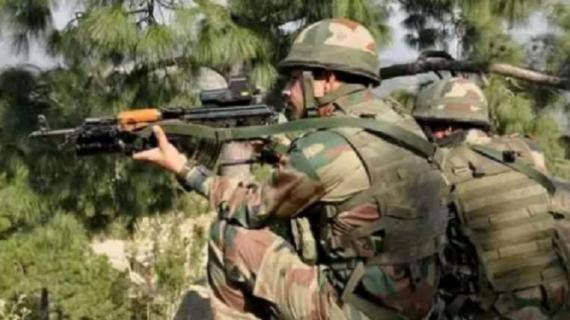 भारतीय सेना को मिली बड़ी कामयाबी हिज्बुल के दो आतंकी गिरफ्तार
