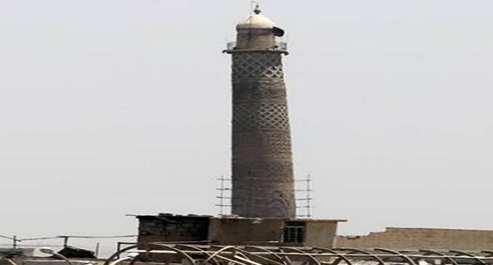 Untitled 143 बगदाद के एतिहासिक नूरी मस्जिद को आईएस ने उड़ाया