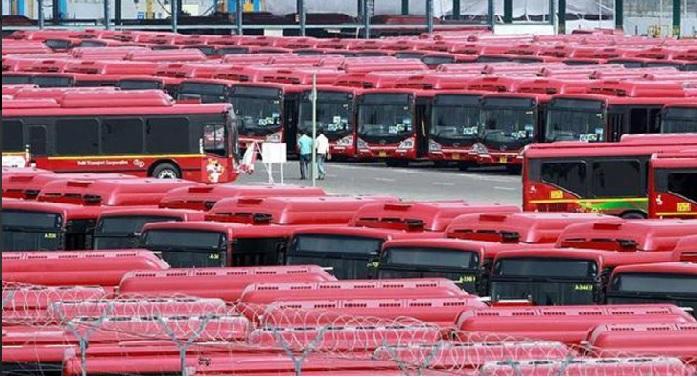 dtc दुरुस्त होगी राजधानी में परिवहन व्यवस्था, डीटीसी में शामिल होंगी एक हजार बसें