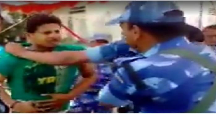ghjhj वीडियो वायरल: पाकिस्तान जिंदाबाद के नारे लगाने पर पुलिस ने की युवक की पिटाई