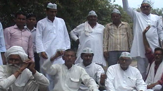 किसानों ने किया राष्ट्रीय राजमार्ग जाम : मेरठ