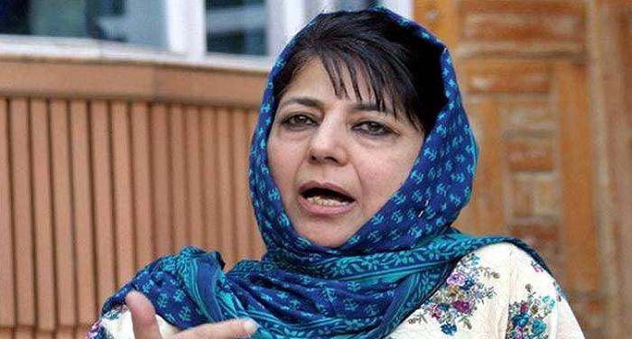 जम्मू-कश्मीर की मुख्यमंत्री ने की दरगाह जियारत, कश्मीर में अमन चैन की दुआ मांगी