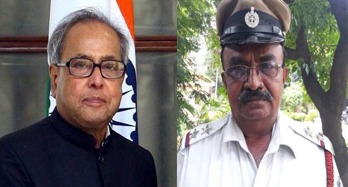 pak win 1 क्या हुआ जब पुलिसवाले ने रोक दिया राष्ट्रपति प्रणब मुखर्जी का काफिला