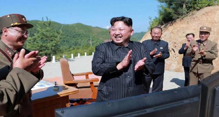 north korea, test, icbm, us citie, range, Ballistic missile