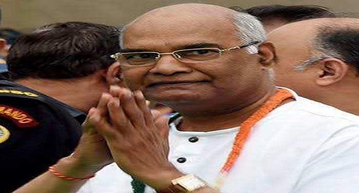 kovind, increase the dignity, dignity president, jharkhand, president election