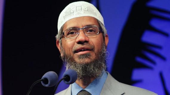 विवादित इस्लामिक उपदेशक जाकिर नाइक पर बड़ी कार्रवाई, पासपोर्ट रद्द