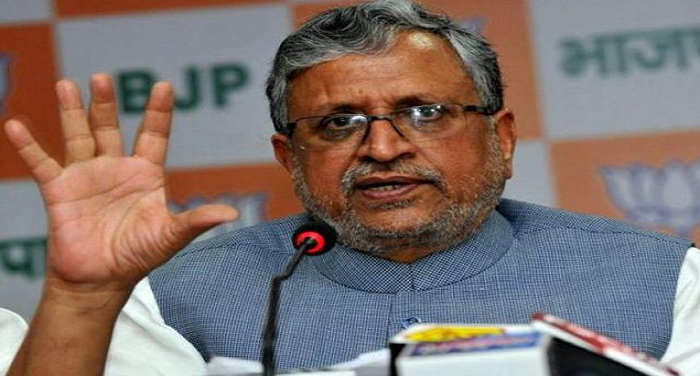 tejaswi yadav, adult, tejaswi became owner, land, sushil modi