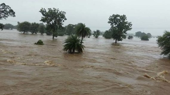 राजस्थान में भारी बारिश से और बाढ़ी बाढ़ की आशंका