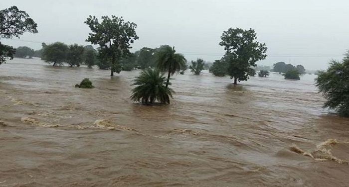 fears, increased, flooding,several, states, due to heavy rains, Rajasthan, army, air force,