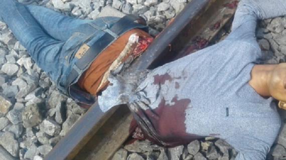 ट्रेन से कटकर युवक की मौत, 2 थानों के बीच उलझा मामला