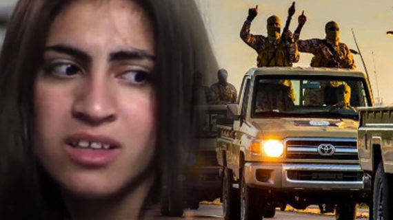 ISIS के चंगुल से भागी इखलाक ने सुनाई अपने सैक्स बंधक बनने की कहानी