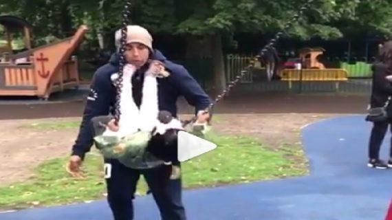 आप भी बार-बार देखना चाहेंगे, अक्षय कुमार और नितारा की ये वीडियो