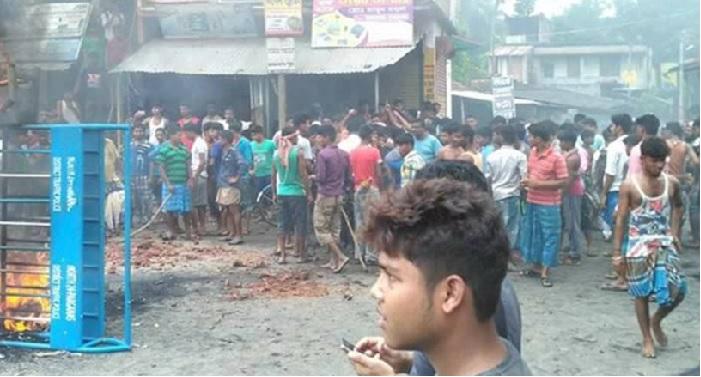 bangal गृहमंत्रालय ने मांगी 24 परगना हिंसा पर बंगाल सरकार से रिपोर्ट