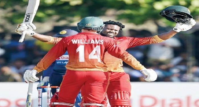 Zimbabwe, return, Test match, Sri Lanka, Colombo, wicket