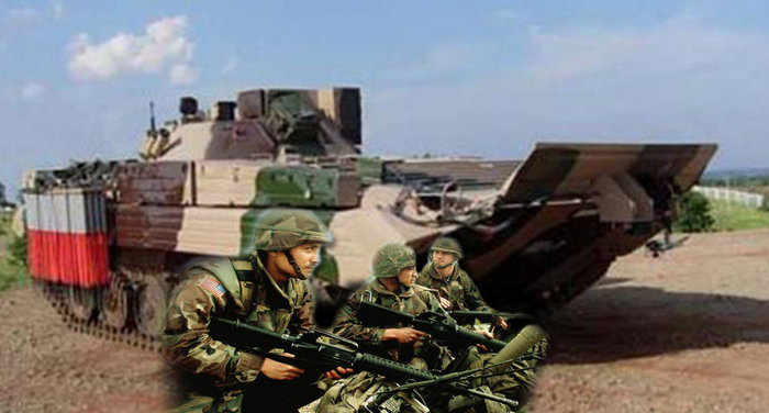 drdo, develop, first unmanned tank, india, muntra, indian army