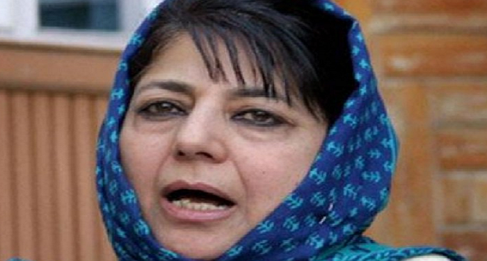 mehbooba mufti, section, 370 article, jammu kashmir, emotions