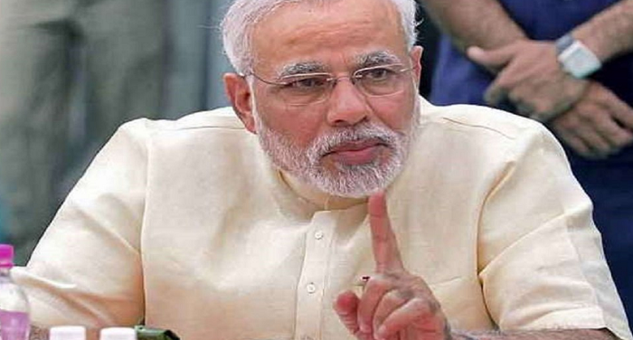 pm narendra modi, prime minister, alleged, cow, guards, strong