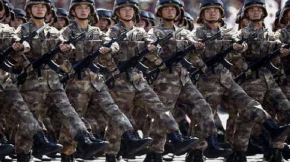 चीनी सैनिकों ने तिब्बत में किया युद्धाभ्यास, जारी किया गया वीडियो