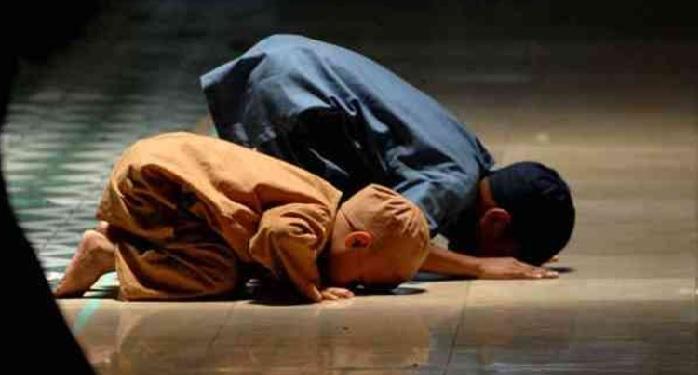 mewat, teacher, suspend, forcing, student, recite, namaz