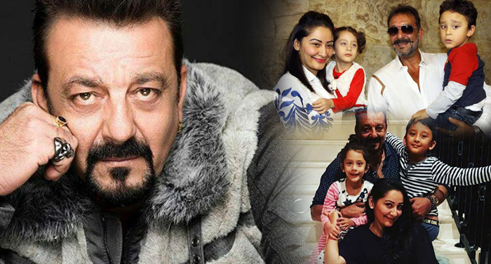 bollywood, birthday special, photo, sanjay dutt, family, bhumi