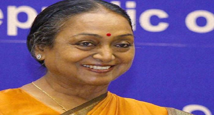 up विधानसभा में विधायकों से मिलेंगी मीरा कुमार