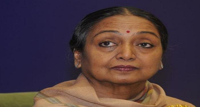 राष्ट्रपति चुनाव 2 विचारधारा की लड़ाई है- मीरा कुमार
