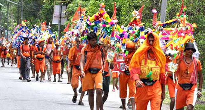 योगी को धामी का झटका, उत्तराखंड में इस साल नहीं होगी कांवड़ यात्रा
