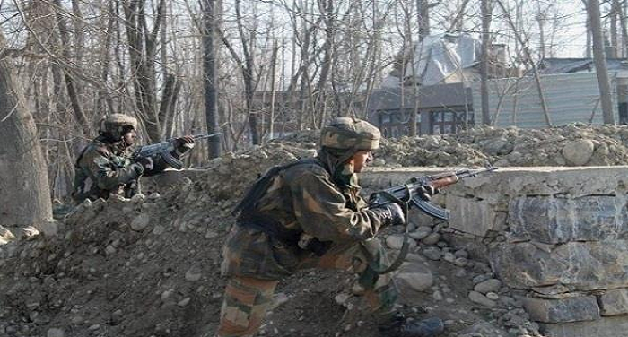 security forces, terrorist killed, one militants, encounter