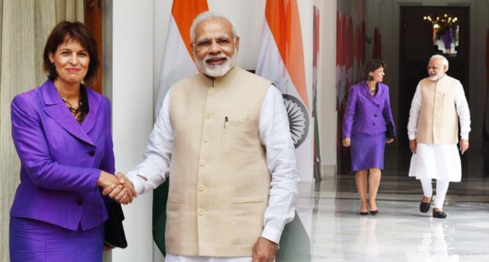 कालेधन को लेकर भारत की मदद करेन को तैयार स्विट्जरलैंड