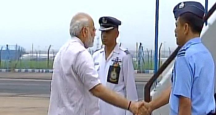 PM Modi, Assam,flood