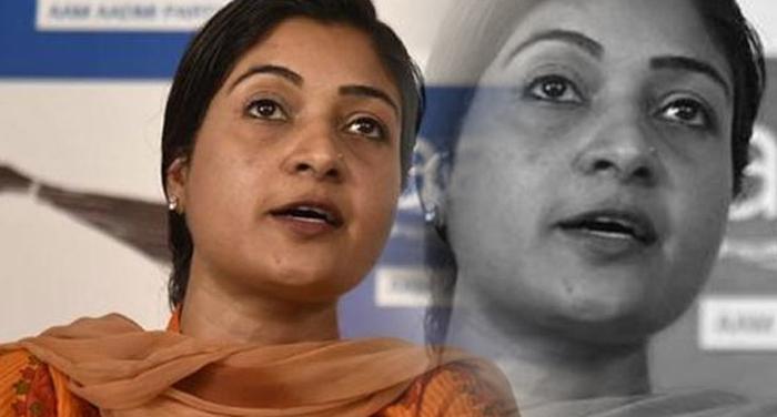 chandigarh, rape case, aap leader, rape victims, gender, alka lamba